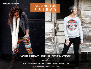 FALLING FOR FRIDAY LINK UP / 3
