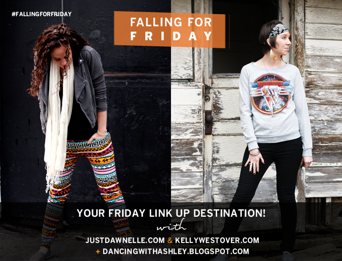 Falling for Friday link up party! | westover manor