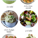 MY 6 FAVE SPRING TIME RECIPES