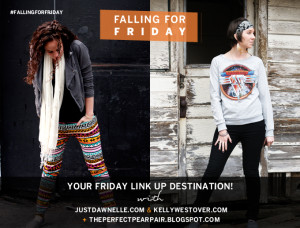 FALLING FOR FRIDAY LINK UP / 10
