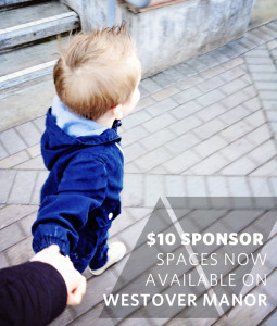 BECAUSE WE LOVE YOU, A POST ABOUT SPONSORSHIPS