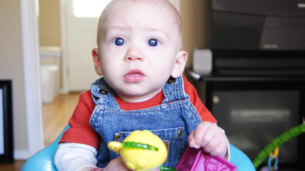 Quinn three months