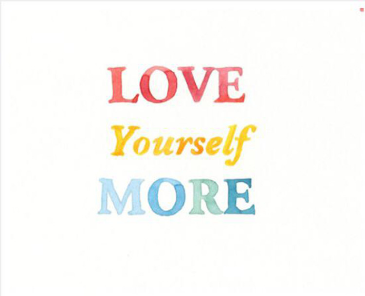 Love Yourself More - kellywestover.com
