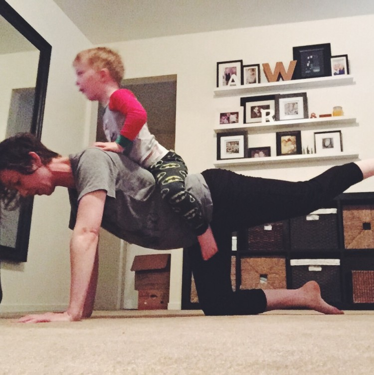 SF Fit Mom - Kelly Westover