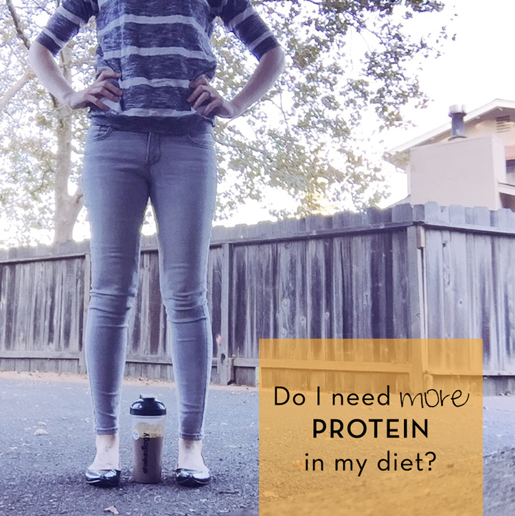 Do I need more protein? - SF Fit Mom - Kelly Westover