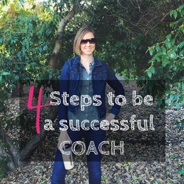 4 Steps to follow to be a successful coach - SF Fit Mom