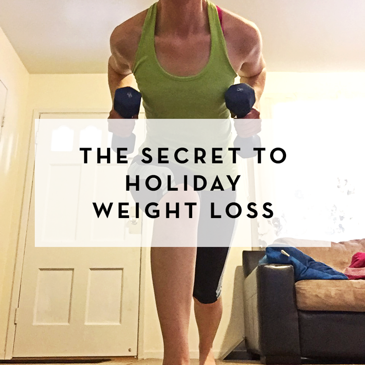 The secret to holiday weight loss - SF Fit Mom - Kelly Westover